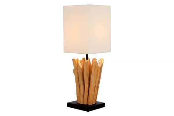 Biela stolová lampa Euphoria »