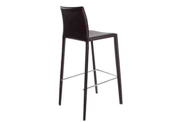 Čierna barová stolička Milano »