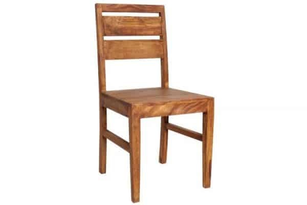 Drevená jedálenská stolička Lagos »