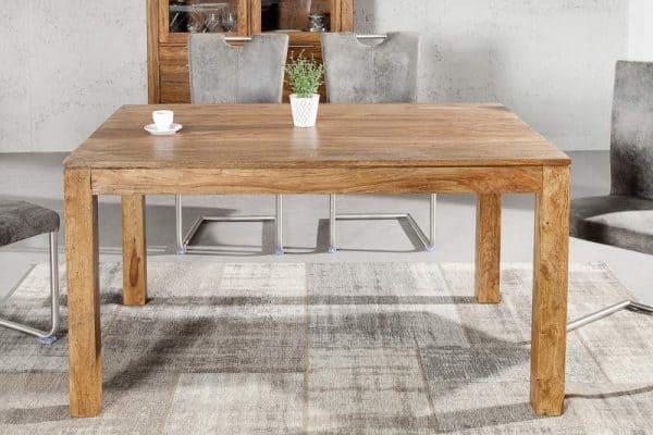 Drevený jedálenský stôl Lagos 80 x 120 cm »