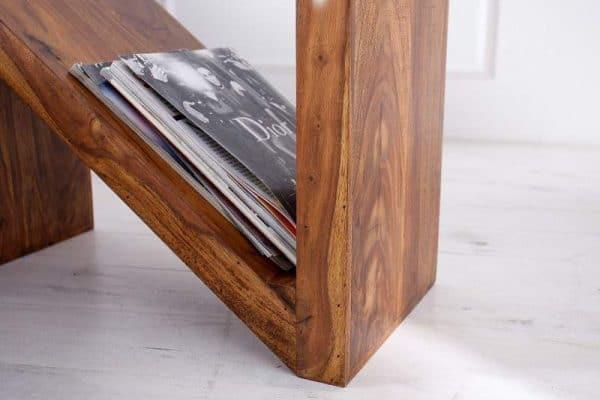 Drevený konferenčný stolík Z 30 x 45 cm »