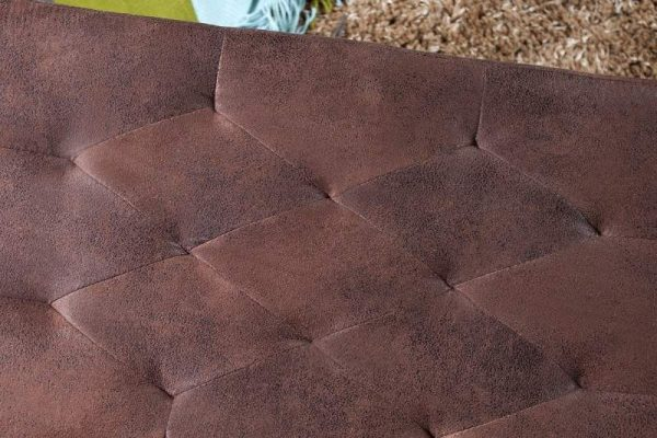 Hnedá lavica Cambridge 40 x 90 cm »