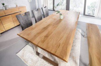 Jedálenský stôl Genesis 180cm dub
