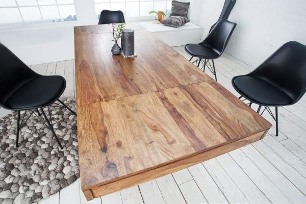 Jedálenský stôl Lagos 120-200cm / Stoly pripojiteľné