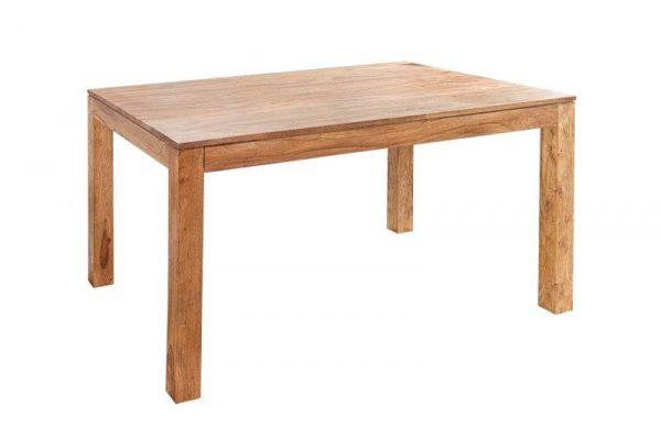 Jedálenský stôl Lagos 140cm sheesham