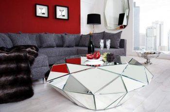 Konferenčný stolík Diamond 115cm