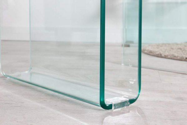 Konferenčný stolík Ghost - sklo 50cm