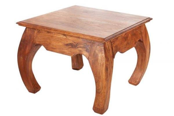 Konferenčný stolík Monsoon Opium 60cm agát