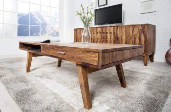 Konferenčný stolík Retro 120cm sheesham