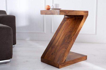 Konferenčný stolík Z 45cm sheesham