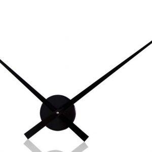 Nástenné hodiny Little Big Time čierna 80 cm