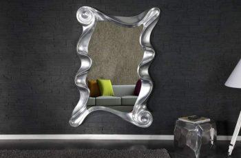 Nástenné zrkadlo Alice 160cm strieborná
