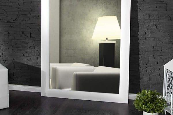 Nástenné zrkadlo Espejo 180cm - biele