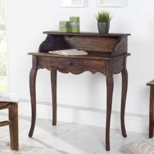 Písací stôl Hemingway 80cm coffee