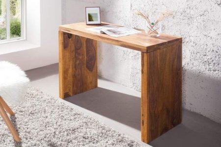 Písací stôl Makassar 100cm sheesham