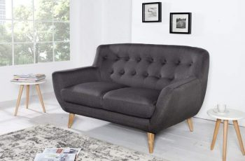 Sofa Zugo 3 os. - antracit