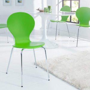 Stolička H-334 - zelená
