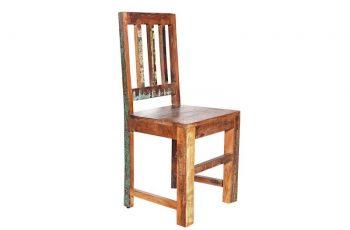 Stolička Jakarta 95cm - recyklované drevo