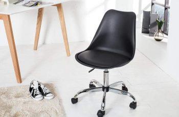 Stolička k PC Scandinavia II čierna