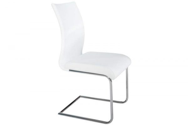 Stolička V-1 - biela