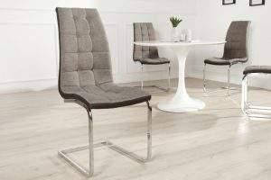 Stolička V-1 - hnedá
