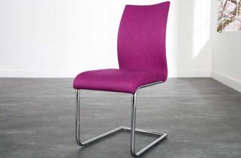 Stolička V-1 - ružová