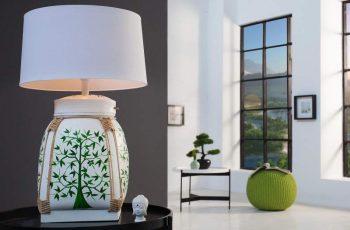 Stolová lampa Bamboo