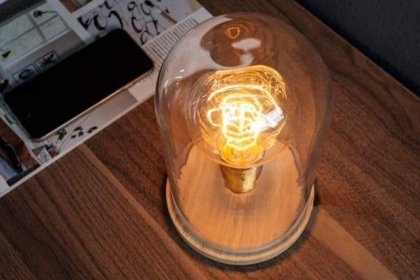 Stolová lampa Edison Retro »