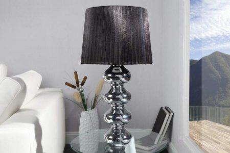 Stolová lampa Mia čierna