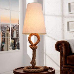 Stolová lampa Seven Seas 80cm m. echtem Tau