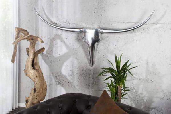 Trofej Bull strieborná 125 cm