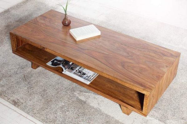 TV-stolík Retro 110cm sheesham