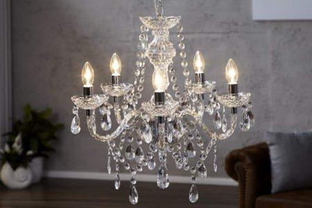 Závesná lampa Ador Stout - čistá