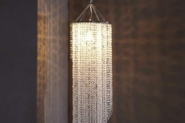 Závesná lampa Big Strass L »
