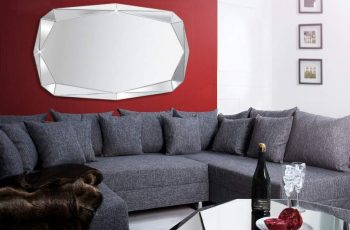 Zrkadlo Diamond 120cm