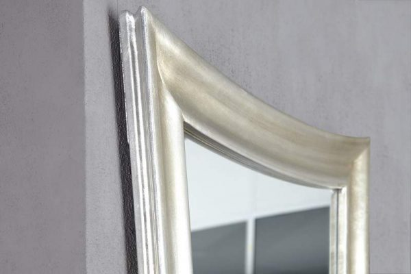 Zrkadlo Venice 180cm - antická strieborná