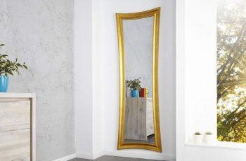 Zrkadlo Venice 180cm - antická zlatá