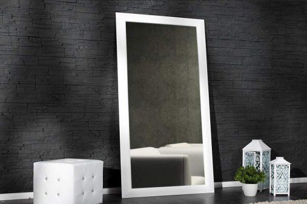 Zrkadlo Venice 180cm - biela matná