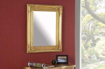 Zrkadlo Venice 180cm - zlatá
