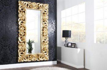 Zrkadlo Venice 180cm - zlaté