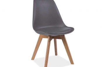 Stolička V-1 - šedá