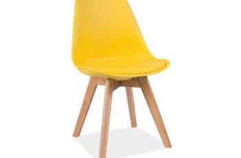 Stolička V-1 - žltá