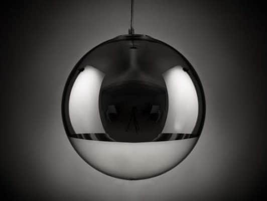 Závesná lampa Mirror 20