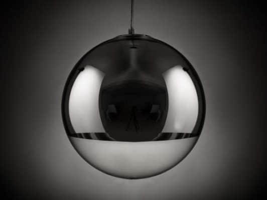 Závesná lampa Mirror 25