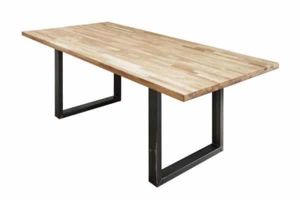 Jedálenský stôl Wotan 160cm dub Industrial