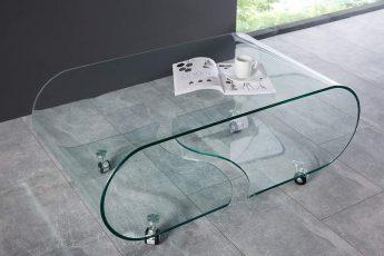 Konferenčný stolík Ghost 90cm