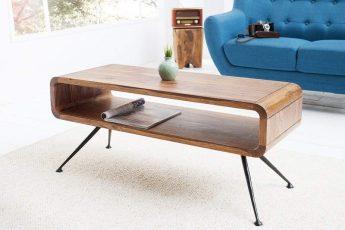 Konferenčný stolík Alpha 100cm sheesham