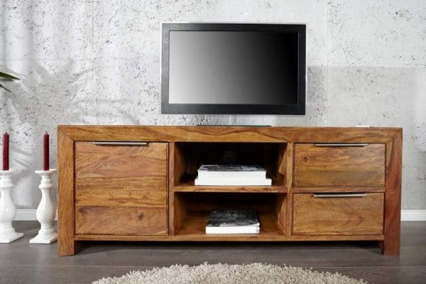 TV-stolík Lagos 135cm sheesham