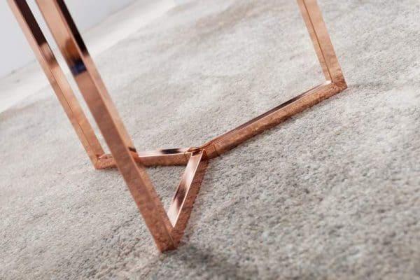 Čierny konferenčný stolík ModulØ 40 cm »