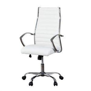 Kancelárska stolička Big Deal - biela